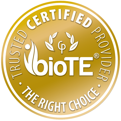 Trusted Certified Provider bioTE Discover Medical Center